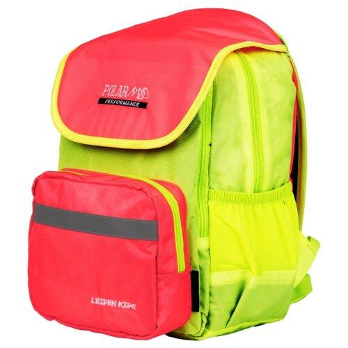 Купить POLAR Рюкзак П2301 зеленый, Рюкзаки, ранцы