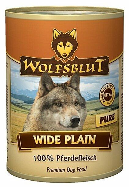 Корм для собак Wolfsblut Консервы Wide Plain Pure (0.395 кг) 1 шт.