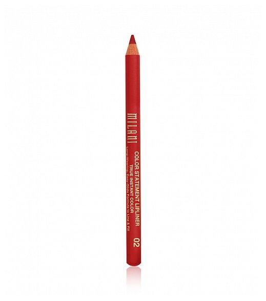 Milani Стойкий карандаш для губ Color Statement Lipliner