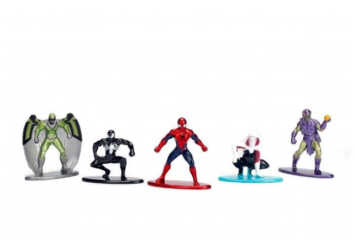 Игровой набор Jada Toys Spider-Man w1 5-Pack 98971
