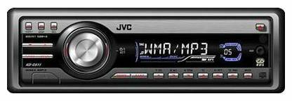 Автомагнитола JVC KD-G617