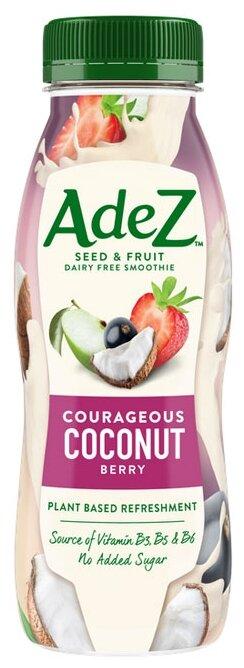 Кокосовый напиток Adez Освежающий кокос с ягодами 250 мл