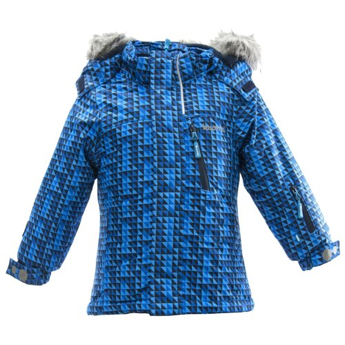 Купить Куртка Kuoma размер 104, синий, Куртки и пуховики