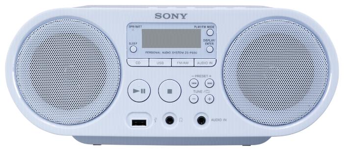 Sony Магнитола Sony ZS-PS50
