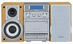 Музыкальный центр Panasonic SC-PM22