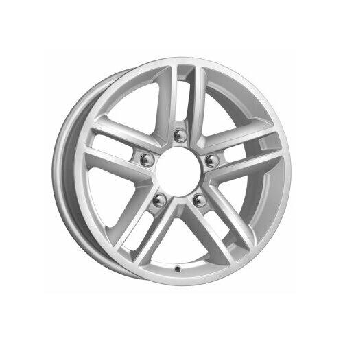 цена на Колесный диск K&K Медео-Нова 6.5x16/5x139.7 D98 ET40 сильвер А