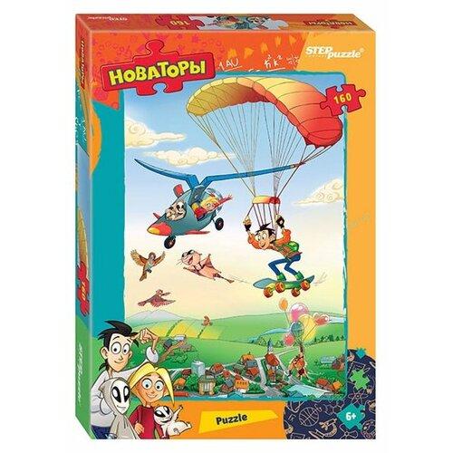 Пазл Step puzzle Disney Новаторы (94061), 160 дет.