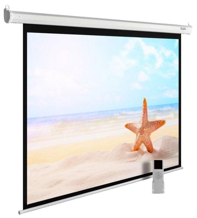 Экран Cactus MotoExpert CS-PSME-220x138-WT белый