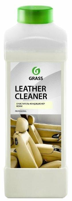 GraSS Очиститель-кондиционер для кожи Leather cleaner — купить по выгодной цене на Яндекс.Маркете