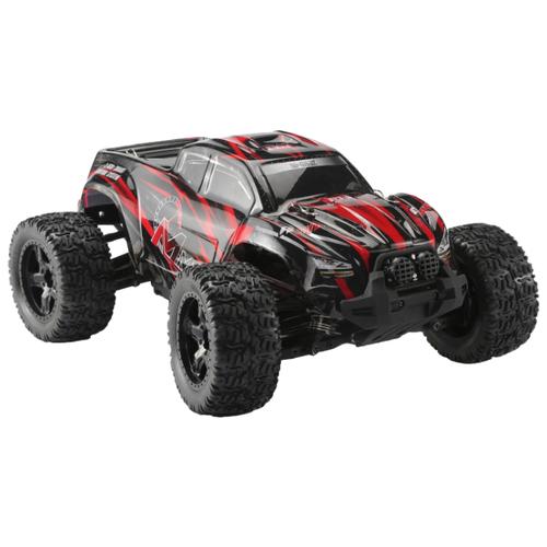 Купить Монстр-трак Remo Hobby M-Max (RH1031) 1:10 44.5 см красный/черный, Радиоуправляемые игрушки