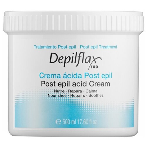 Depilflax Сливки для кожи после депиляции 500 мл