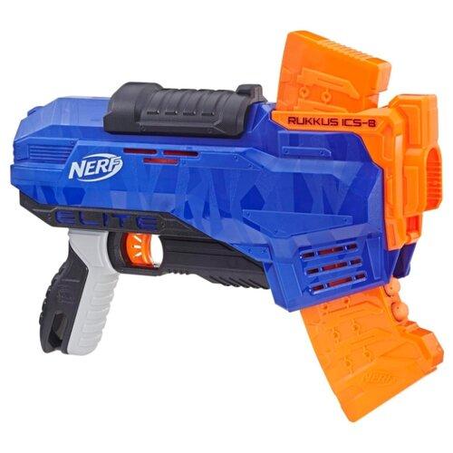 Купить Бластер Nerf N-Strike Elite Rukkus ICS-8 (E2654), Игрушечное оружие и бластеры