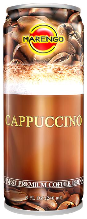 Кофейный напиток Marengo Cappuccinо 0.24 л