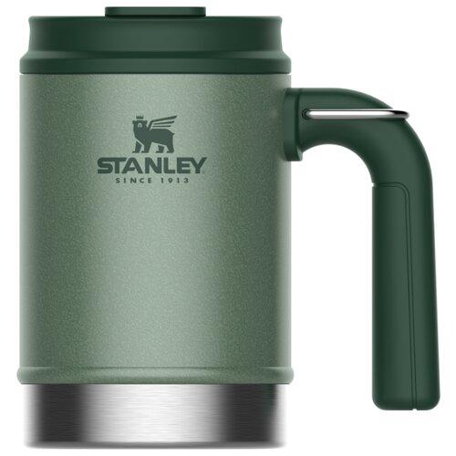 Термокружка STANLEY Classic (0,47 л) темно-зеленый