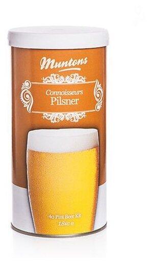Muntons Connoisseurs Pilsner 1800 г