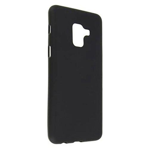 Чехол Gosso 175017W для Samsung A8 (2018) / A530 RB Ultraslim черныйЧехлы<br>