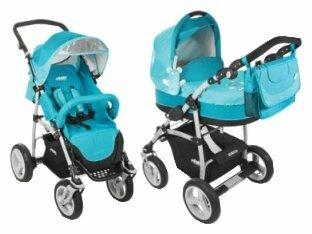 Универсальная коляска Baby Design Dreamer (2 в 1)