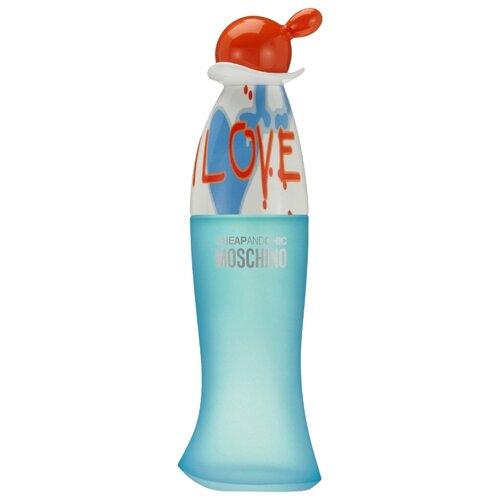 Туалетная вода MOSCHINO Cheap&Chic I Love Love, 100 мл