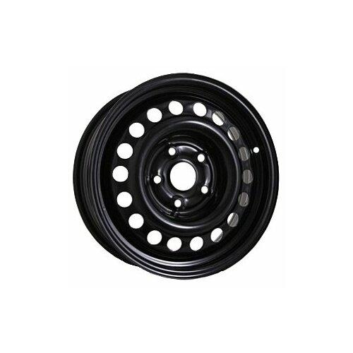 Фото - Колесный диск Trebl 7755 6x15/5x112 D57.1 ET43 Black колесный диск trebl 8030 6x15 5x100 d56 1 et55 black