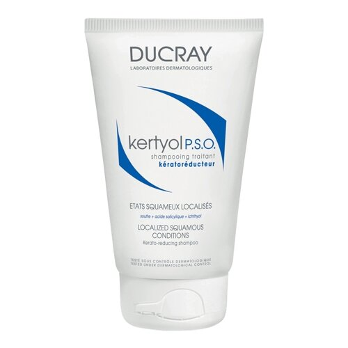 Ducray шампунь Kertyol P.S.O. 125 млШампуни<br>