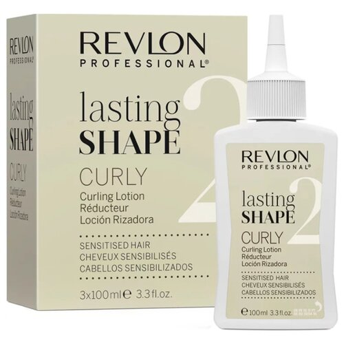 Revlon Professional Lasting Shape Curly Sensitised Hair 2 Лосьон для химической завивки чувствительных волосДля химической завивки<br>