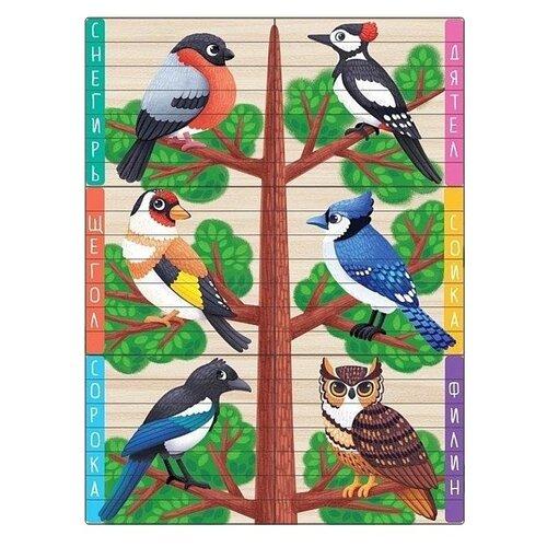 Купить Пазл Мастер игрушек Птички (IG0334), 42 дет., Пазлы