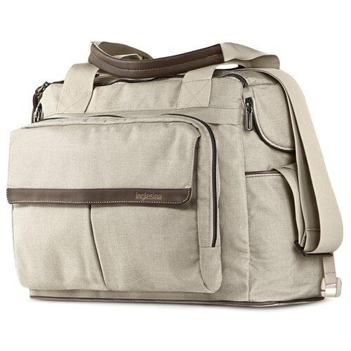 Купить Сумка Inglesina Dual Bag cashmere beige, Сумки для мам