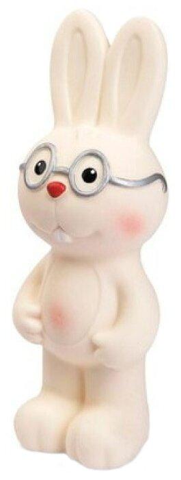 Игрушка для ванной ОГОНЁК Кролик в очках