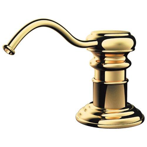 Дозатор для жидкого мыла OMOIKIRI OM-01 золото
