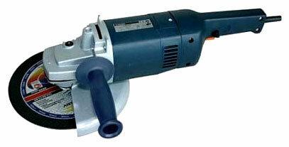 УШМ Rebir LSM2S-230, 2450 Вт, 230 мм
