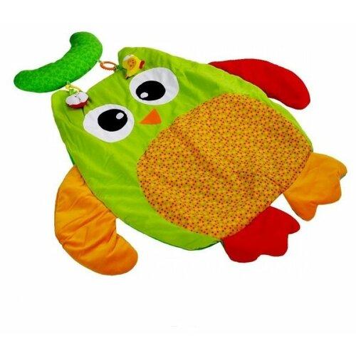 цена на Развивающий коврик I-Baby Сова B-14139