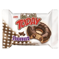 Elvan Пончик Today Donut какао, (24 шт.)