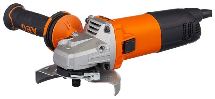 УШМ AEG WS 10-125, 1000 Вт, 125 мм