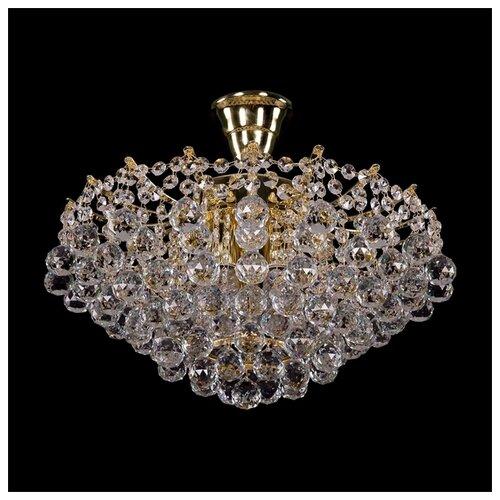 Люстра Bohemia Ivele Crystal 7731 77311/42 G, E14, 200 Вт люстра на штанге 7731 10 g