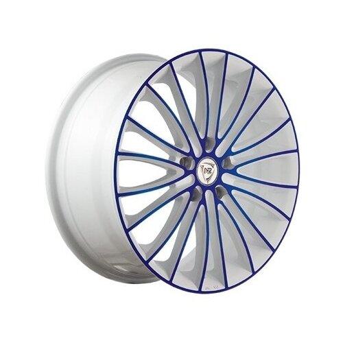 Фото - Колесный диск NZ Wheels F-49 6x15/4x100 D60.1 ET50 W+BL колесный диск nz wheels f 50 6x15 4x100 d60 1 et50 w b