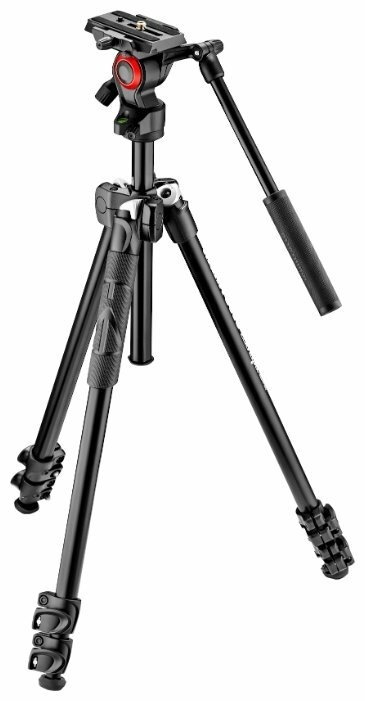 Штатив Manfrotto Light MK290LTA3-V