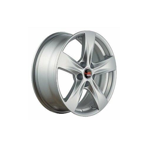 Фото - Колесный диск LegeArtis NS95 6.5x17/5x114.3 D66.1 ET40 Silver колесный диск legeartis ns91 6 5x16 5x114 3 d66 1 et40 silver