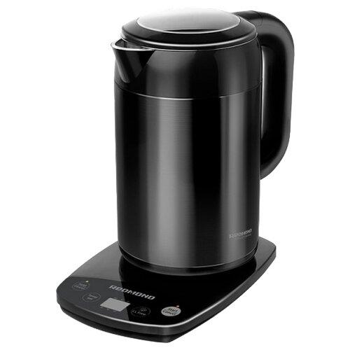 Чайник REDMOND RK-M1303D, black чайник электрический redmond rk m1303d