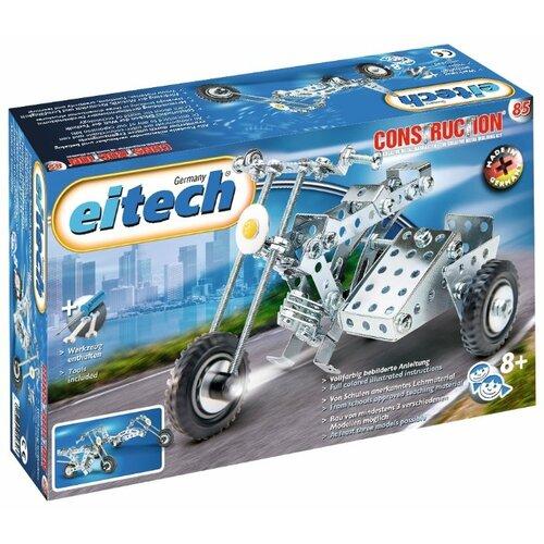 Купить Винтовой конструктор Eitech Basic C85 Мотобайк-траснформер, Конструкторы