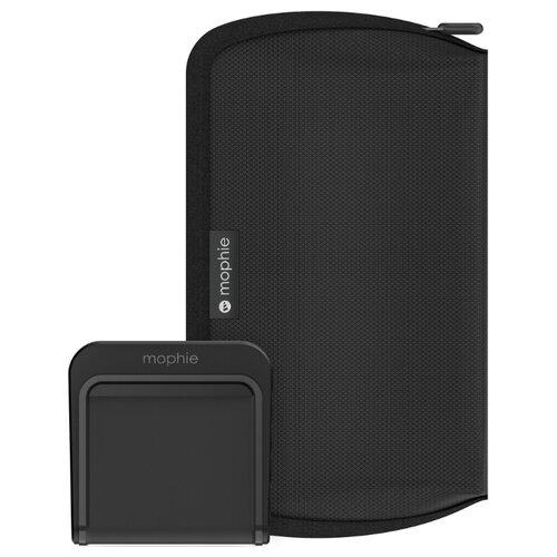 Зарядный комплект Mophie Charge stream global travel kit черныйЗарядные устройства и адаптеры<br>