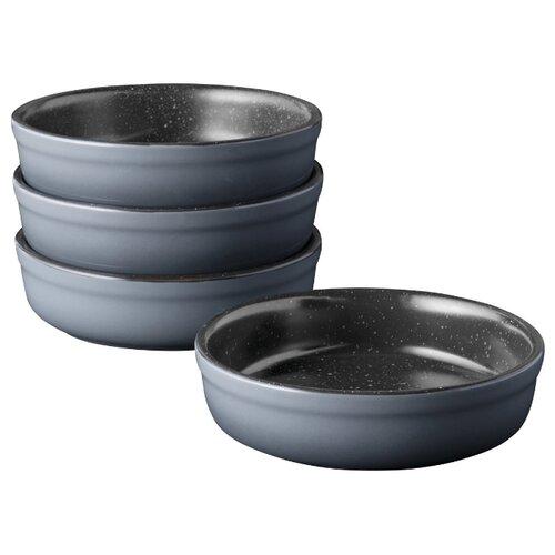 Форма для запекания керамическая BergHOFF 1697003, 4 шт. (12.5х3.5 см)