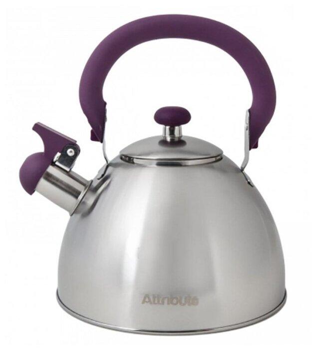 Чайник 2,5л со свистком TM Appetite (LKD-H111)