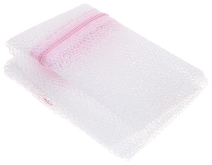 Мешок - сетка для деликатной стирки Fly FL-402 56x50cm