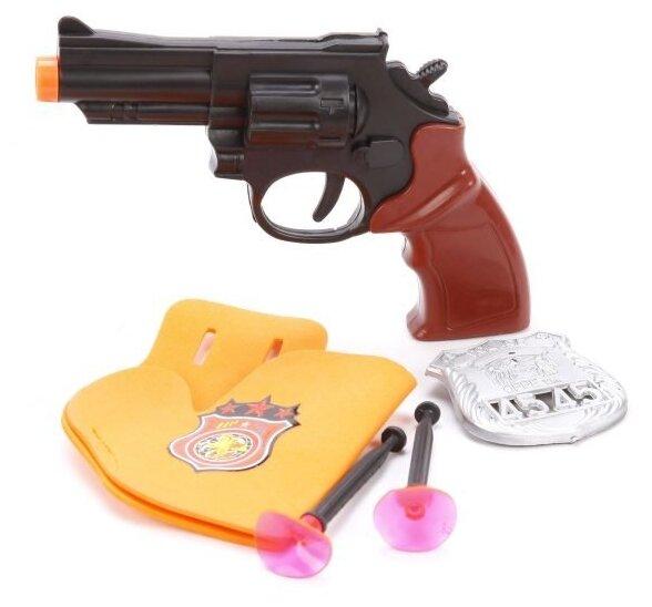 Игровой набор Наша игрушка Полиция M6087