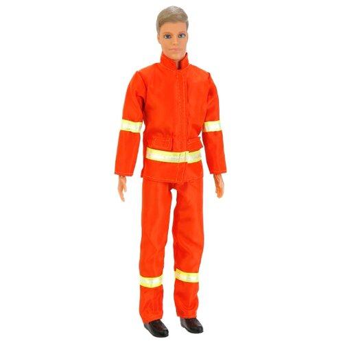 Купить Кукла Defa Lucy Кевин пожарный 30 см 8379, Куклы и пупсы