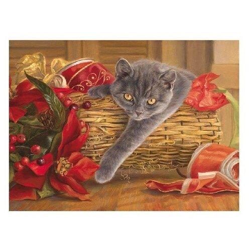 Купить Molly Картина по номерам Подарок 15х20 см (KH0050/1), Картины по номерам и контурам