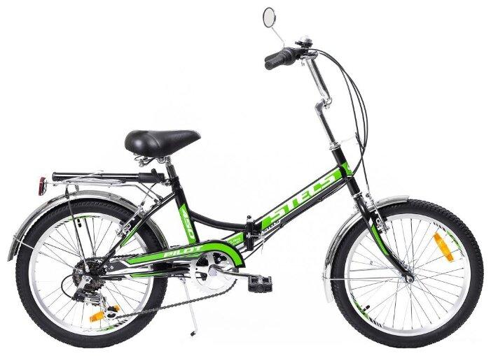 Городской велосипед STELS Pilot 450 20 Z011 (2018)