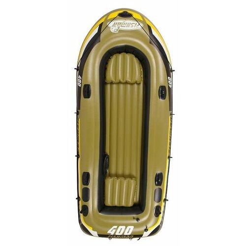 цена на Надувная лодка Jilong Fishman 400set JL007210-1N зелено-черный