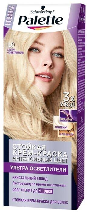 Palette Ультра осветлители стойкая крем-краска для волос