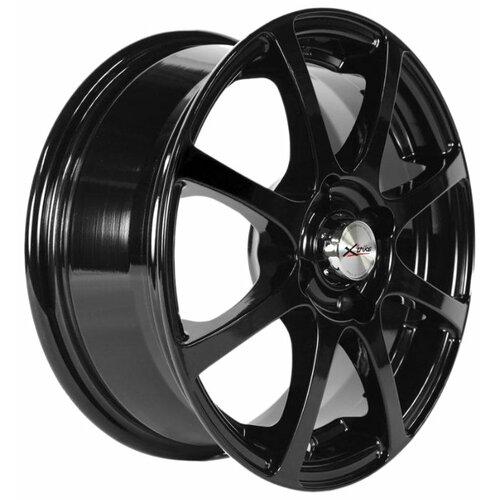 цена на Колесный диск X'trike X-114 5.5x14/4x100 D67.1 ET35 BK